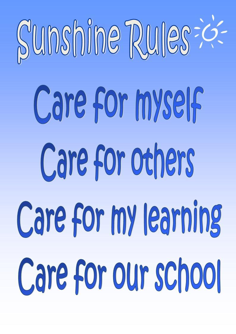 good school rules